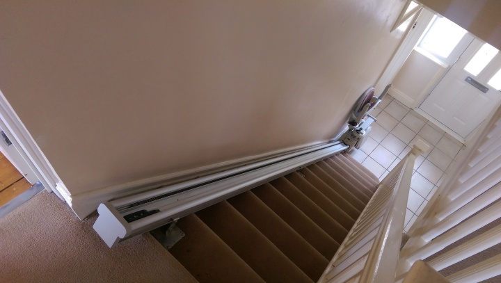 ex10 sidmouth stair lift