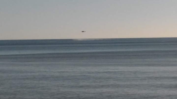 helicopter-over-the-sea-at-sidmouth-ex10