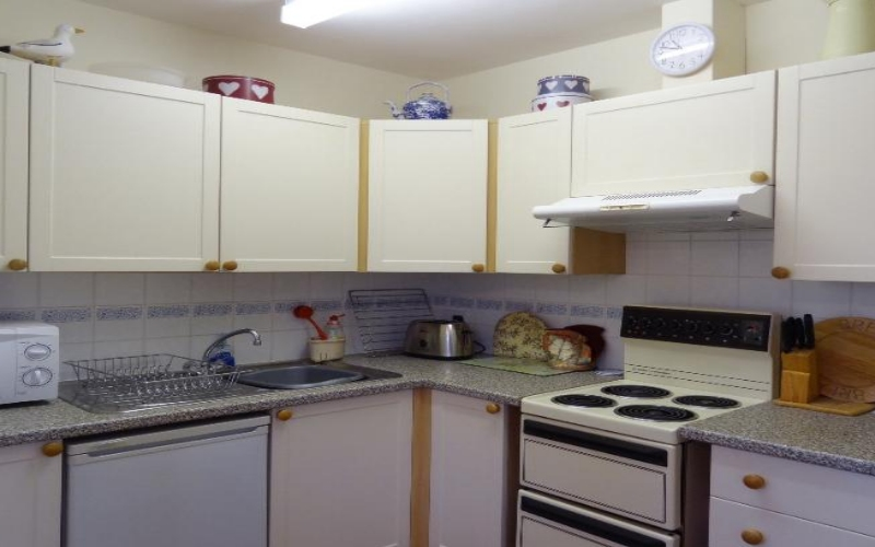 seagull cottage stoneleigh sidmouth kitchen