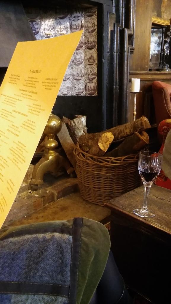 the pig honiton wine menu